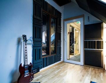Small Recording Room