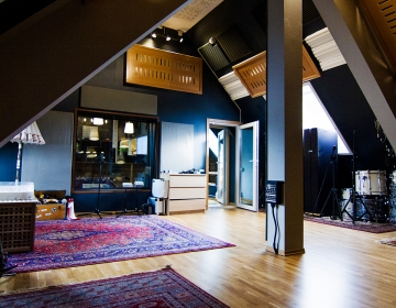 Large Recording Room