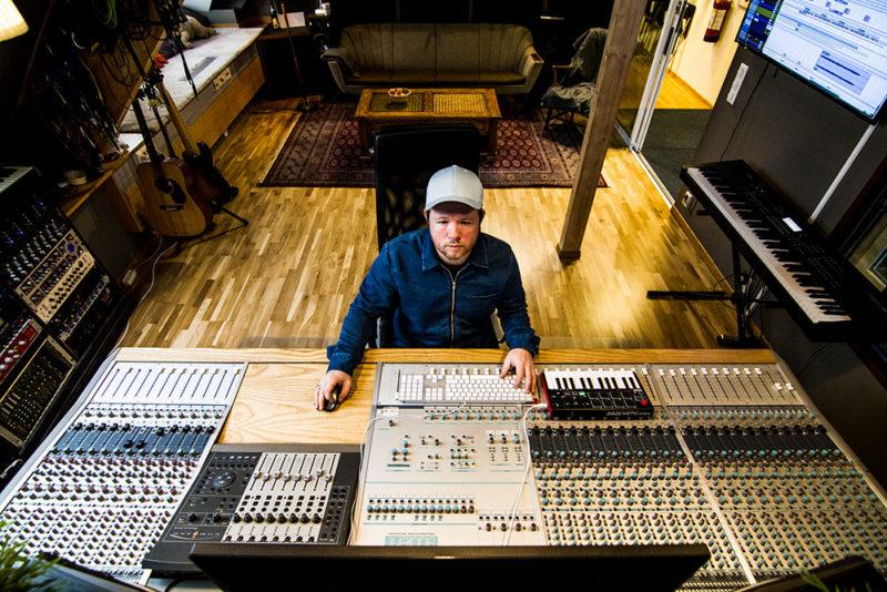 Recording Studio – The Tune Park